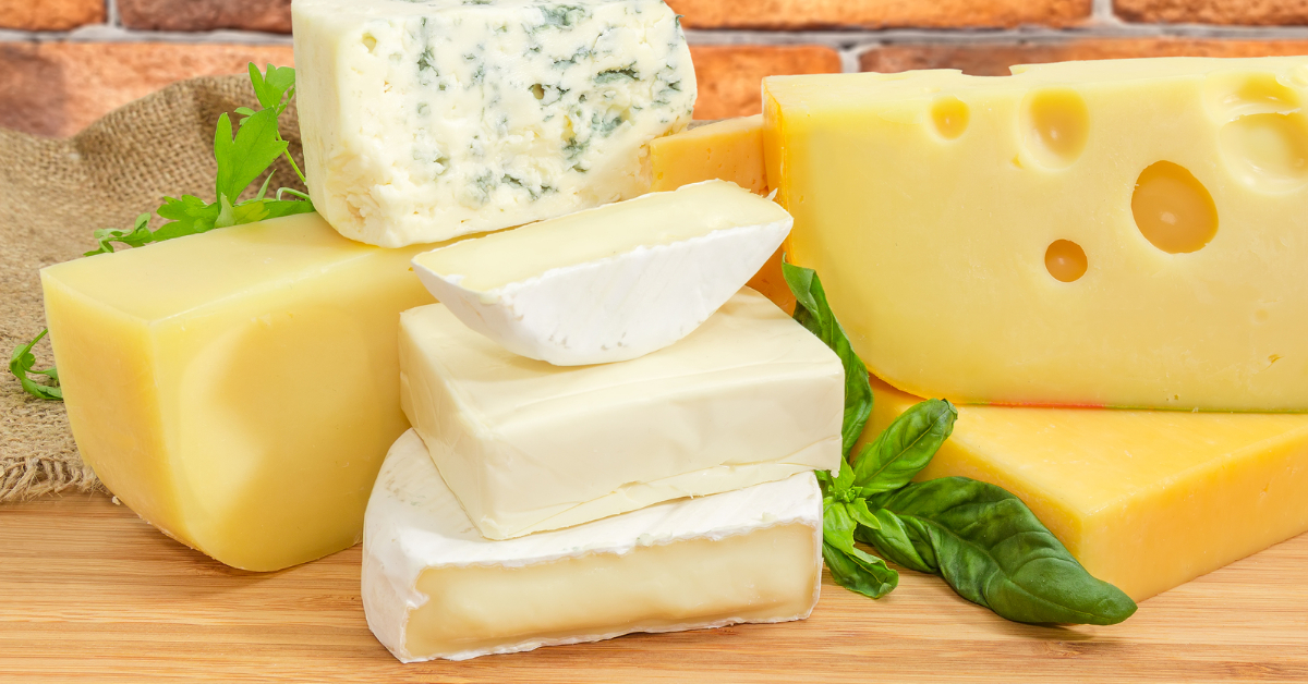 4 Healthy Menu Items You Can Make with Cheese