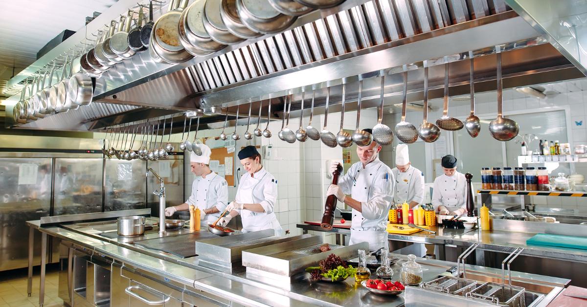 Hotel Checklist For Food Consistency