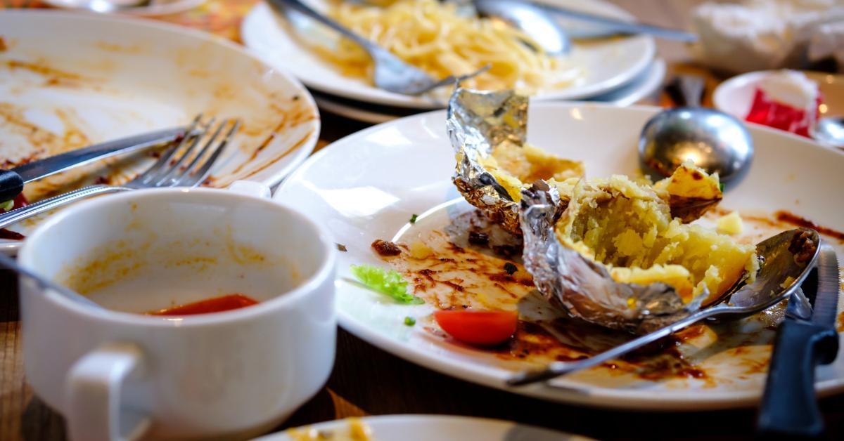 Reducing Hospital Food Waste