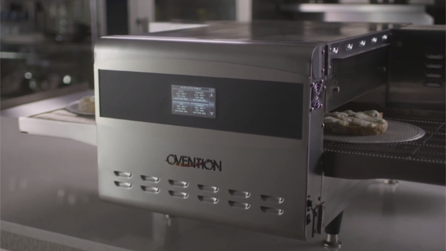 Ovention Conveyor Oven